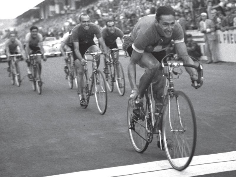 Ferdy Kübler e il grande ciclismo svizzero d'un tempo che fu