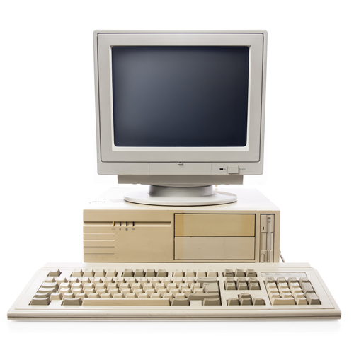 In lode del computer