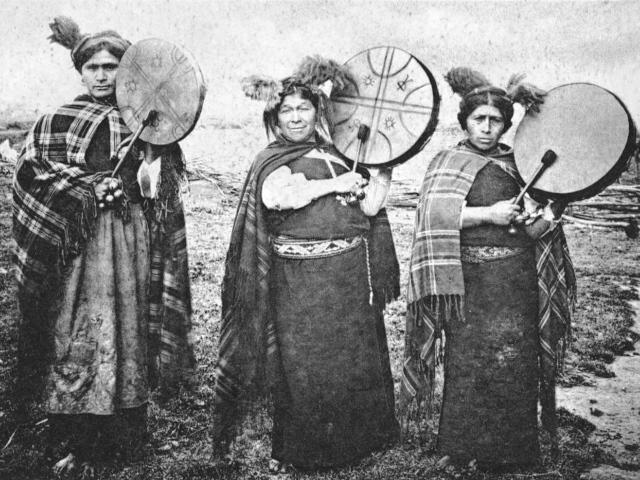 I Mapuche del Cile