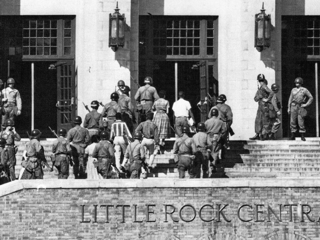 Little Rock Arkansas 1957 Dissensi Amp Discordanze