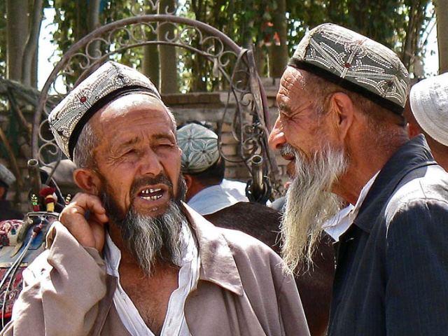 Gli Uiguri di Cina