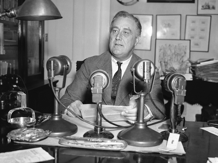 an evaluation of franklin delano roosevelts the new deal Ap central is a trademark owned by the college entrance examination board   analyze the responses of franklin d roosevelt's administration to the problems   opposes new deal policies and increased power of the federal government.