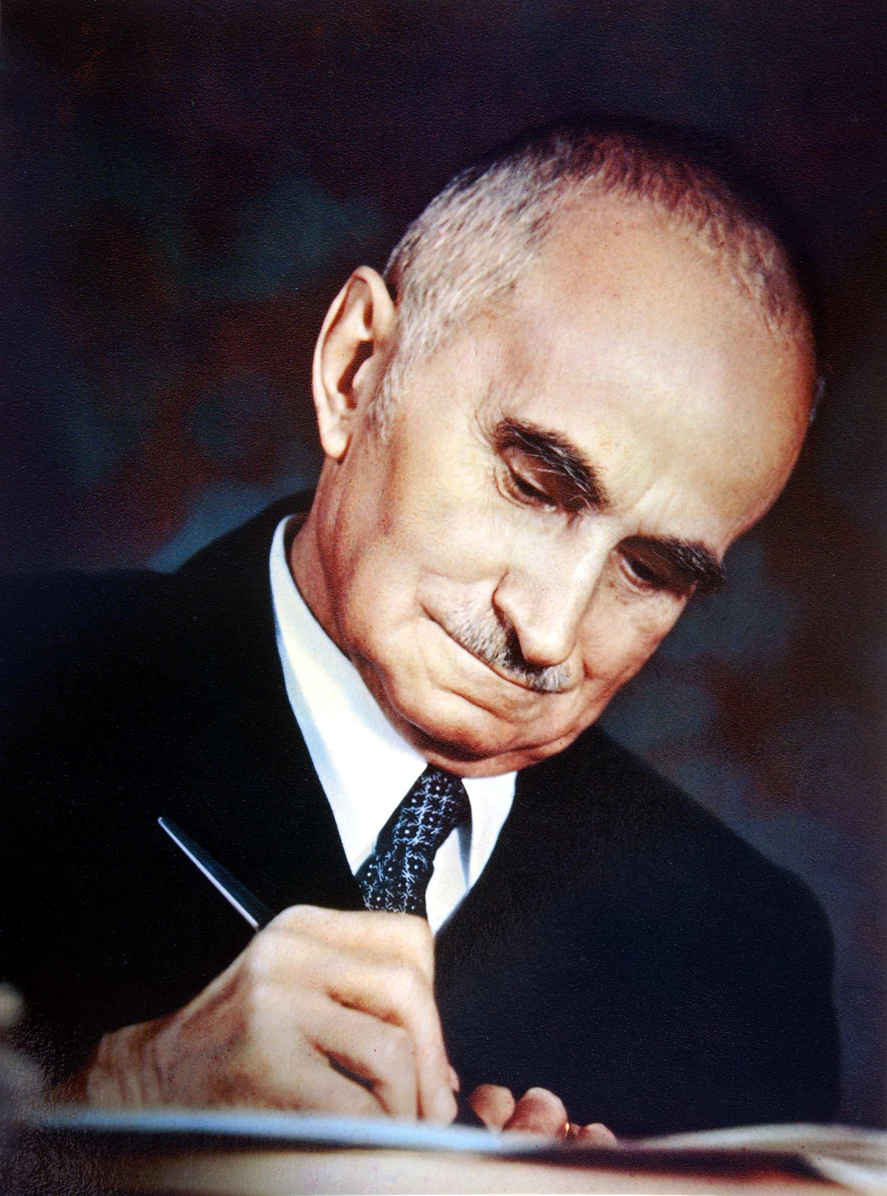 Le lezioni (svizzere) di Luigi Einaudi