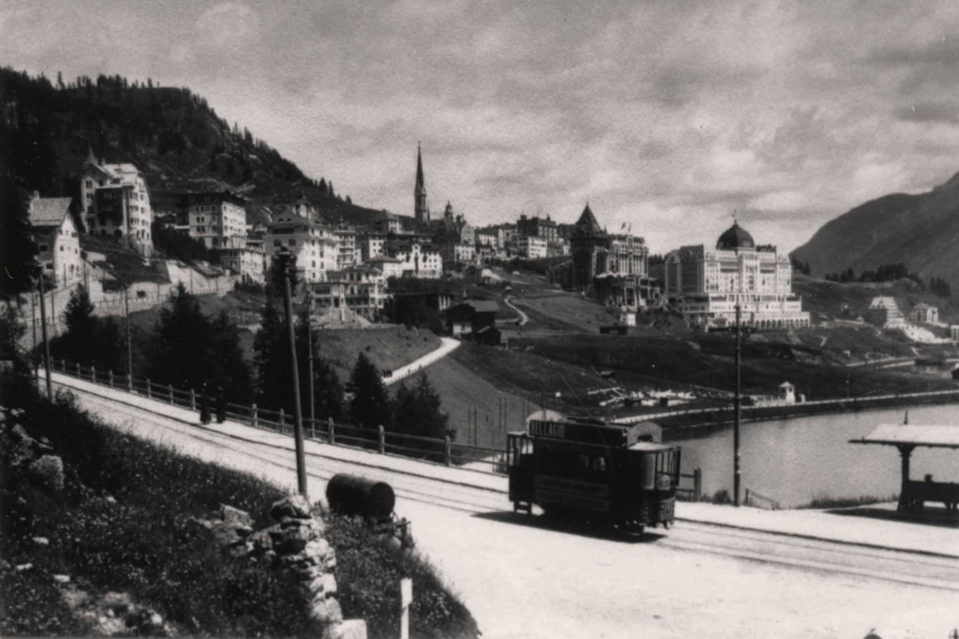 St Moritz dal primo Cinquecento a fine Ottocento nelle annotazioni di William Augustus Brevoort Coolidge