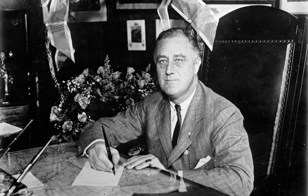 I messaggi di Franklin D. Roosevelt a Hitler e Mussolini