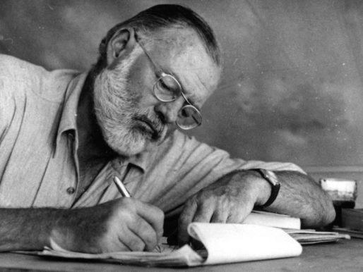Le manie di Hemingway