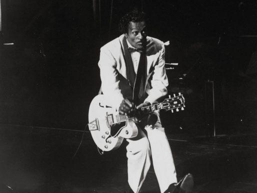 llanto por la muerte de Chuck Berry