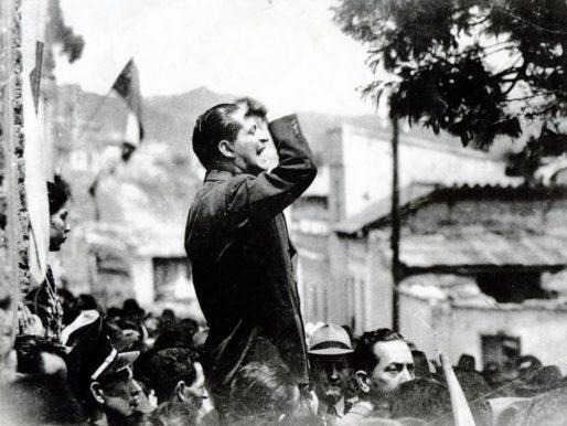 Jorge Eliécer Gaitan e il portafoglio di Fidel Castro