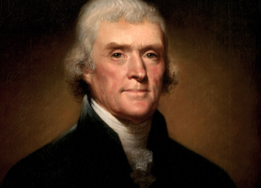 Ciro II di Persia e Thomas Jefferson