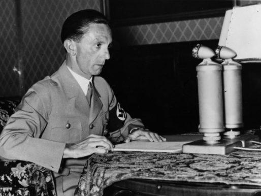 Spigolando dai diari di Joseph Goebbels degli anni 1939-1941