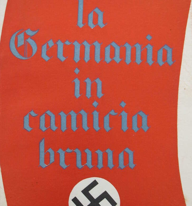 1936: la Germania in camicia bruna
