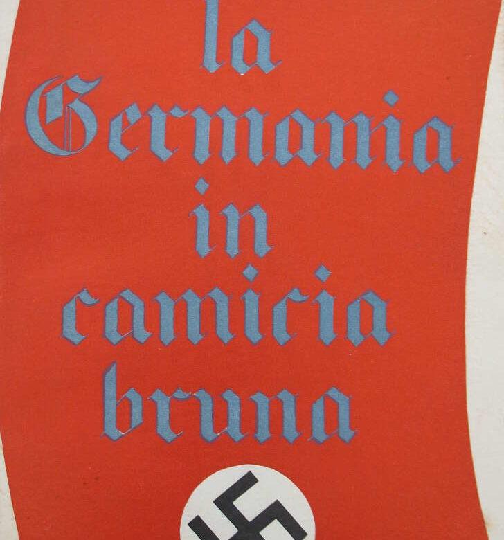 1936: la Germania in camicia bruna