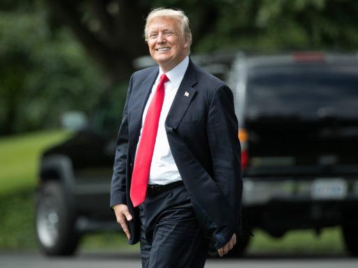 Dove sta andando Trump?