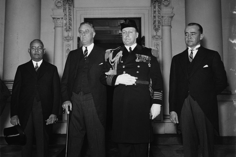 Franklin Delano Roosevelt: 'padre' della Costituzione haitiana del 1918