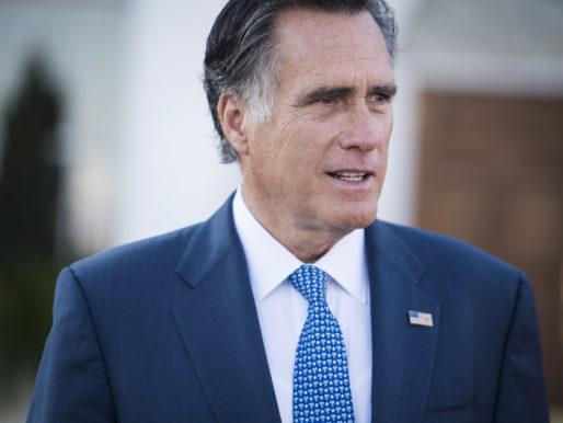 Mitt Romney torna in pista