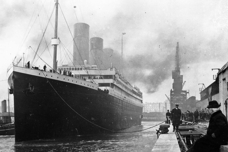 Titanic. Quando l'Emilio non volle naufragare