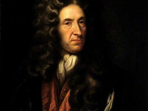 Daniel Defoe e l'uragano che devastò la Gran Bretagna nel 1703